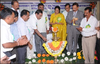 ESI Scheme Director Dr. (Mrs.) Rahimunnisa inaugurated the programme.
