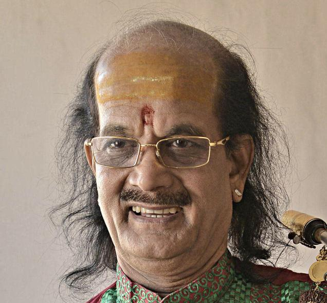 Kadri Gopalnath will receive the award on May 1.
