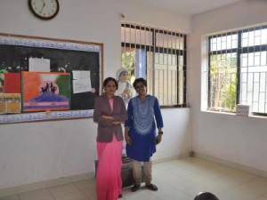 Shamitha and Renita thought outside the box during 1995 and established Mother Teresa Memorial Education Trust