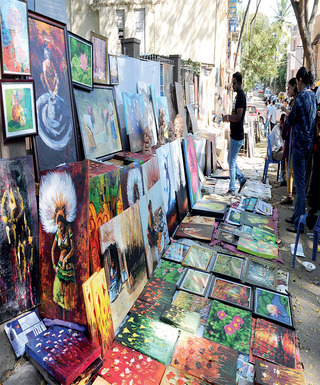 Bengalureans can take rain-affected artwork to the experts at CKP