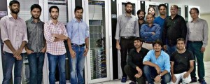 Elated lot A team from Bengaluru-based International Centre for Theoretical Sciences has been deciphering data from Laser Interferometer Gravitational-wave Observatory.   | Photo Credit: By Special Arrangement
