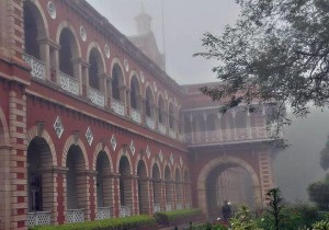 A file photo of Karnatak College which was set up in 1917 in Dharwad