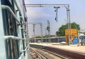 Once electric services between Bengaluru and Mysuru are introduced, the entire journey on the Mysuru-Chennai section will be by electric locomotive hauled trains.