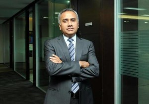 Salil S. Parekh, who has been appointed as the Chief Executive Officer and Managing Director of Infosys   | Photo Credit: File Photo