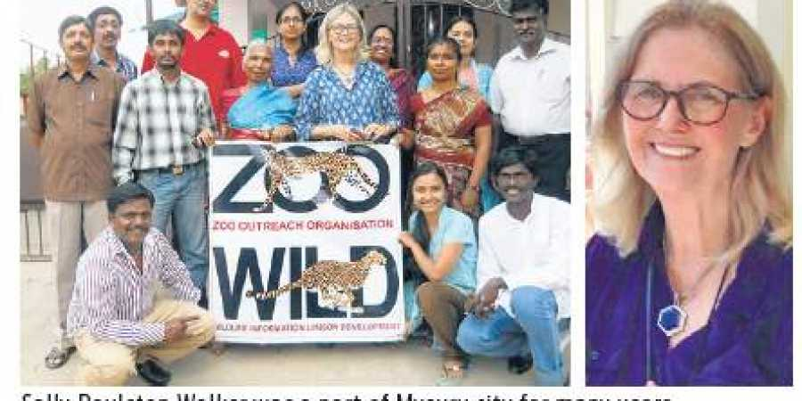 Sally Raulston Walker was a part of Mysuru city for many years, and inspired dreams of alternative careers in the wild | Express