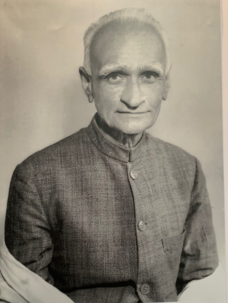 Founder A N Subba Rao